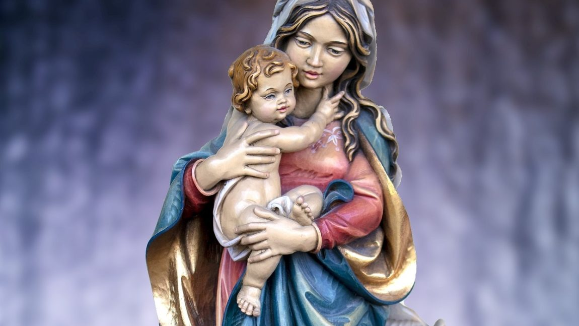 Jomfru Marias måned